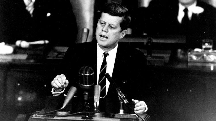 Kennedy, président, Etats-Unis