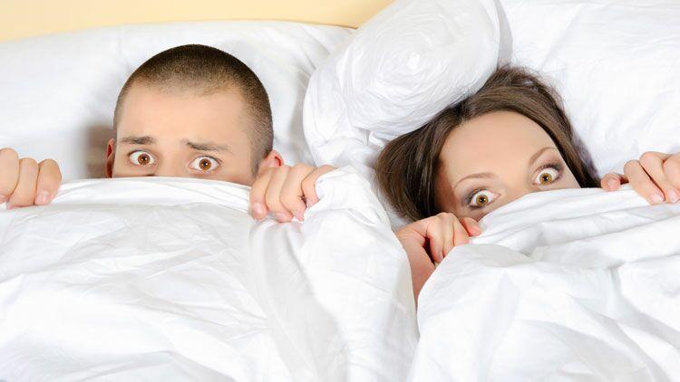 sexomnie, dormir, insomnie, peur