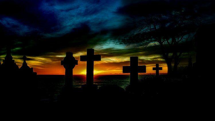 définir la mort, cimetière, tombe
