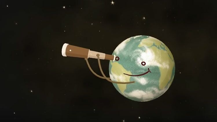 NASA, Terre, planète