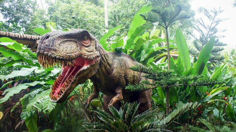 dinosaures, ressusciter