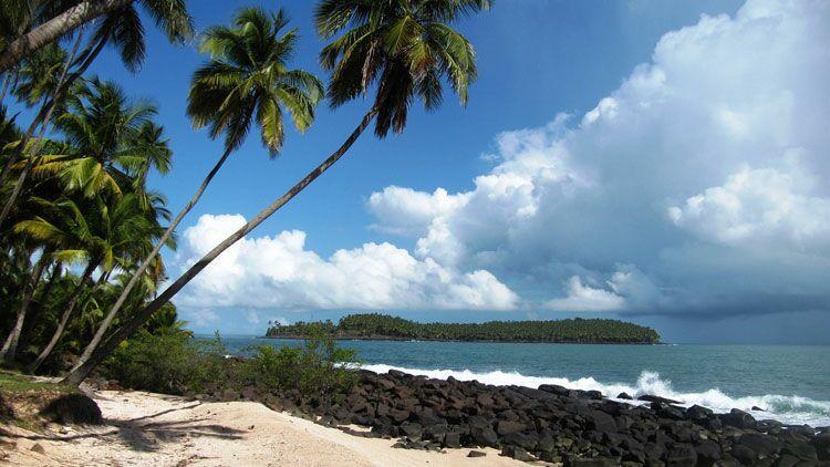 Guyane, DOM, TOM, DROM, COM