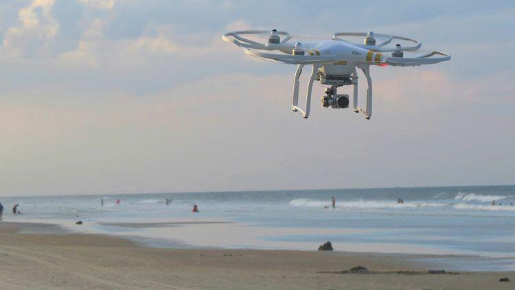 drone, permis