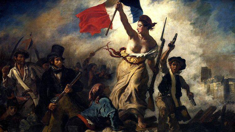 Marianne, symboles nationaux