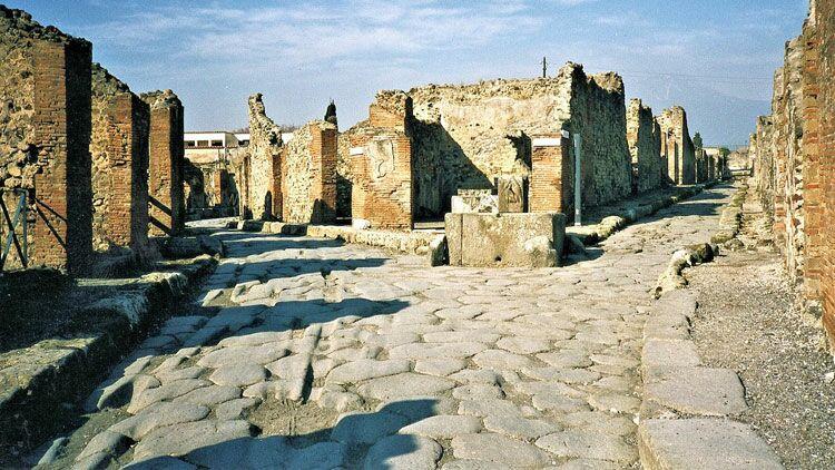 Amants de Pompéi