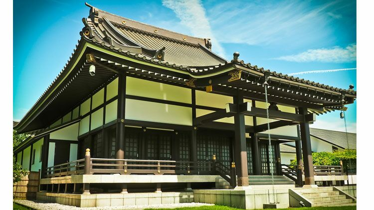 shintoïsme, religion, temple