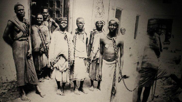 esclave, esclavage