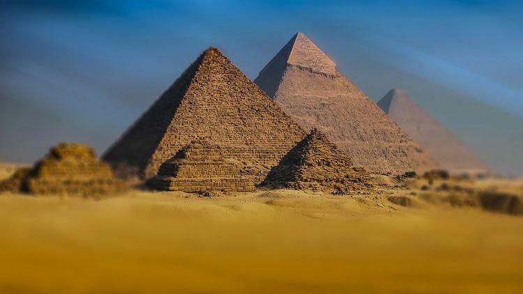 pyramide, merveille