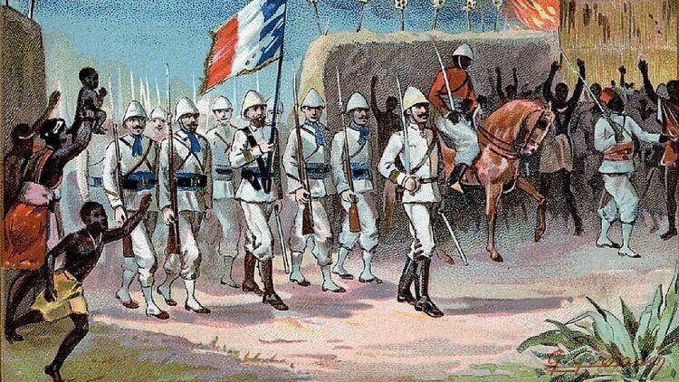 Colonies françaises : les 5 piliers du récit colonial français - Ça  m'intéresse