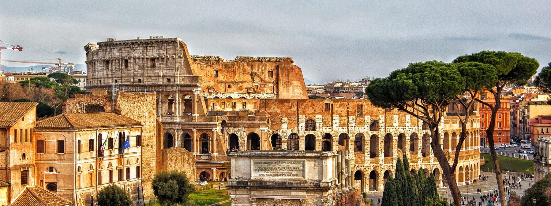 Italie du Sud Rome Naples