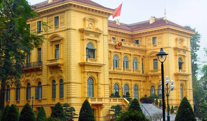 Le nouvel an vietnamien synonyme de patriotisme bien encadré