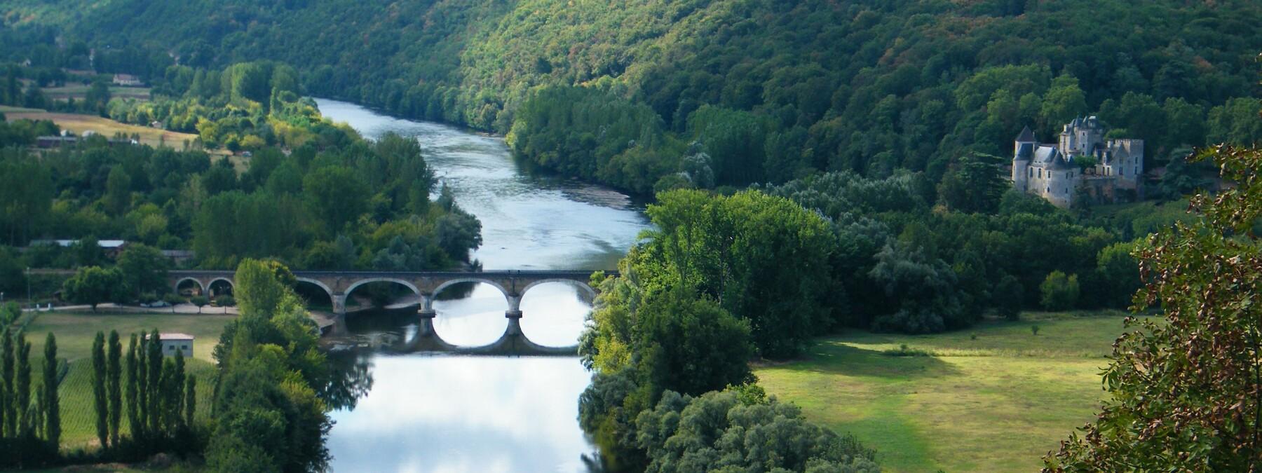 Dordogne Périgord, Lot Quercy, Agenais