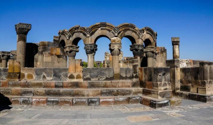 Arménie : petite histoire de la grenade