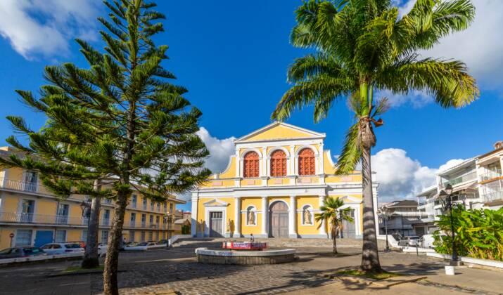 L'ouragan Maria arrive sur la Guadeloupe