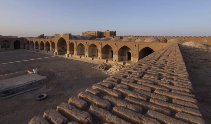Iran : découverte d'un nouveau pétroglyphe représentant une mante-religieuse