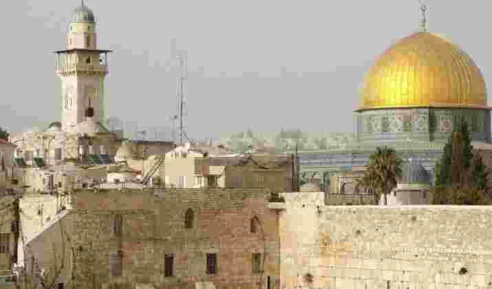 Le sous-sol de Jérusalem, un enjeu archéologique et politique