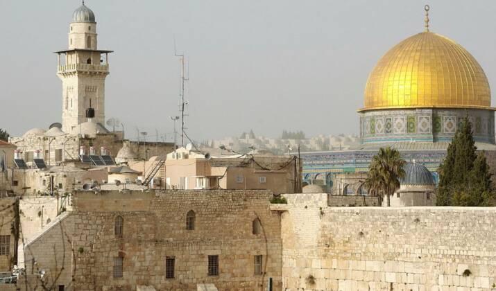Des archéologues exhument les vestiges d'une cité vieille de 5000 ans en Israël