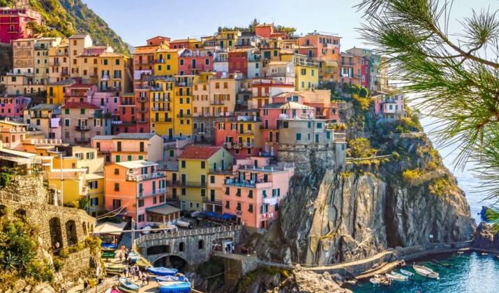 Quels sont les cinq villages des Cinque Terre ?