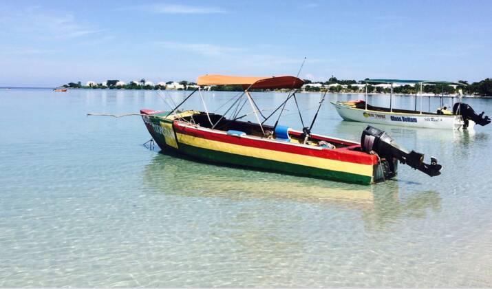 Voyage en Jamaïque