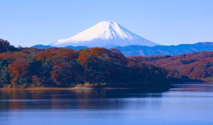 Découverte d'une petite île au Japon après une éruption volcanique sous-marine