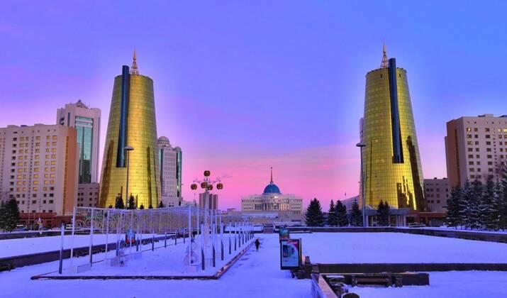 De Caen au Kazakhstan à vélo entre copains : « Le plus beau, c'était d'être quatre »