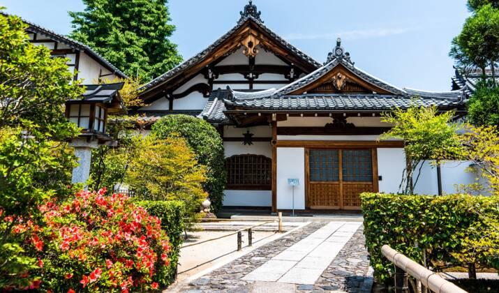 Japon : le Pavillon d'or, paradis bouddhique
