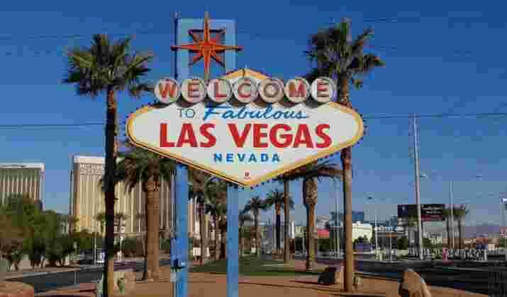 VIDÉO -  Suspendez-vous au-dessus du vide à Las Vegas