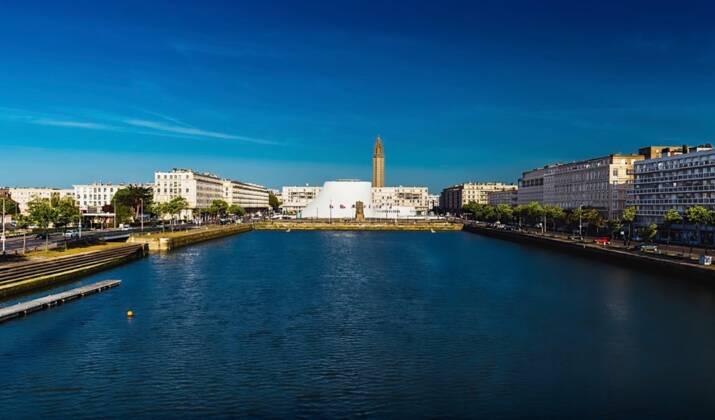 Edouard Philippe au Havre pour les 500 ans de la ville