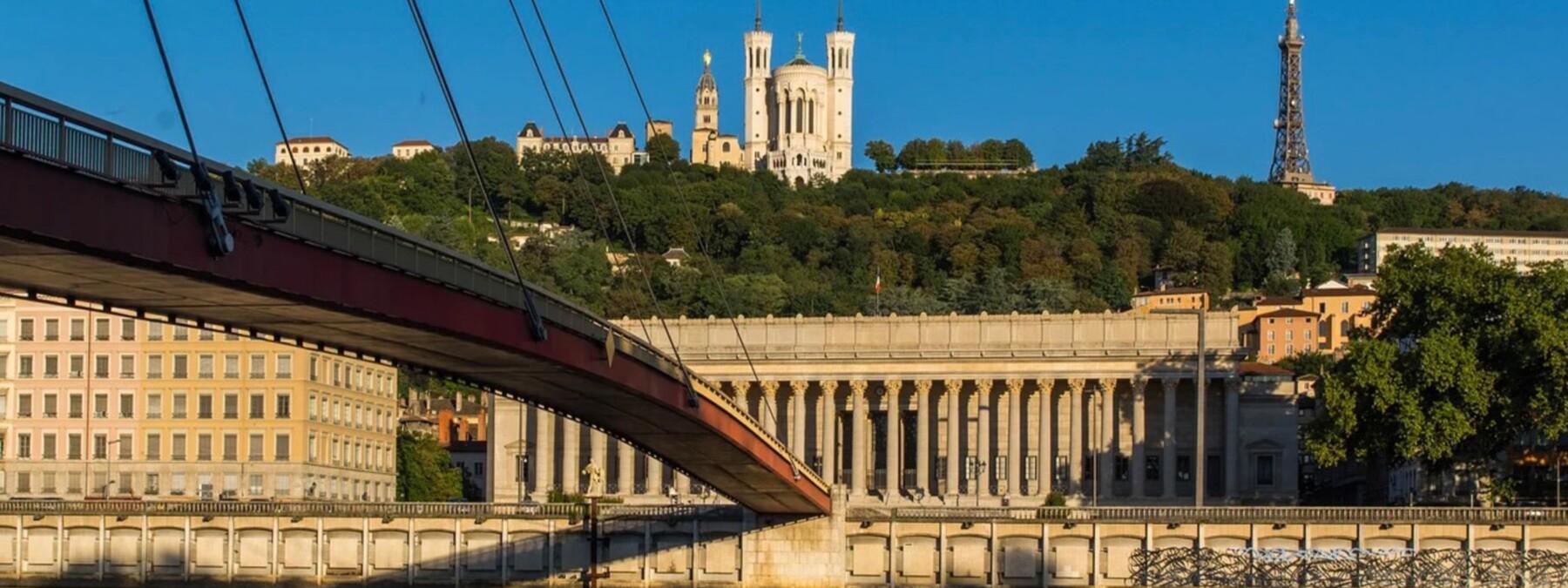 Lyon et sa région Rhône, Loire, Ain, Nord Isère