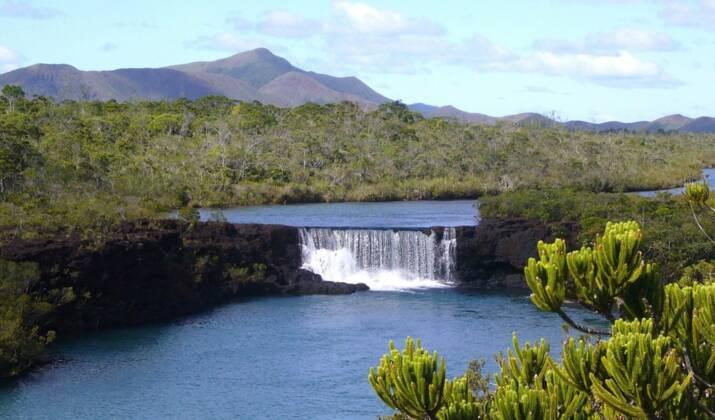 Les paradis préservés de la Nouvelle-Calédonie