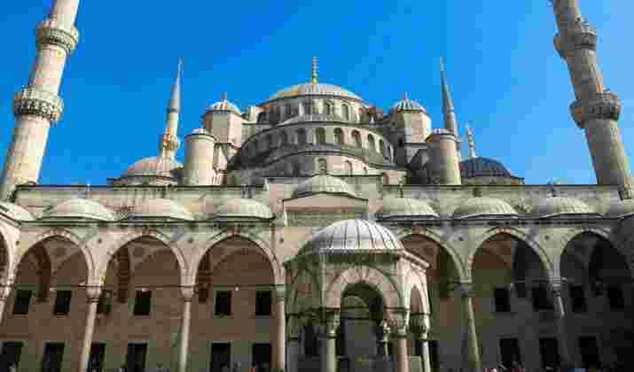 Musée ou mosquée? La Turquie décide de l'avenir de l'ex-basilique Sainte-Sophie