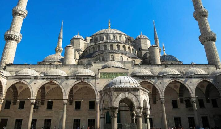 Le coup de cœur d'Ibrahim Maalouf pour Istanbul