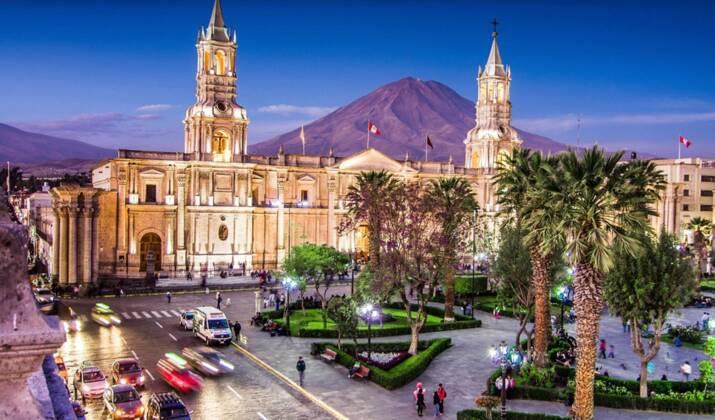 La voie royale de l'Amérique du Sud