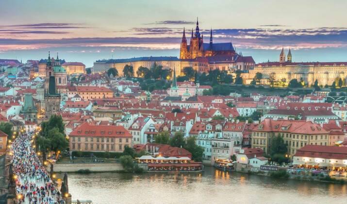 Prague et la Bohême au sommaire du nouveau numéro de GEO