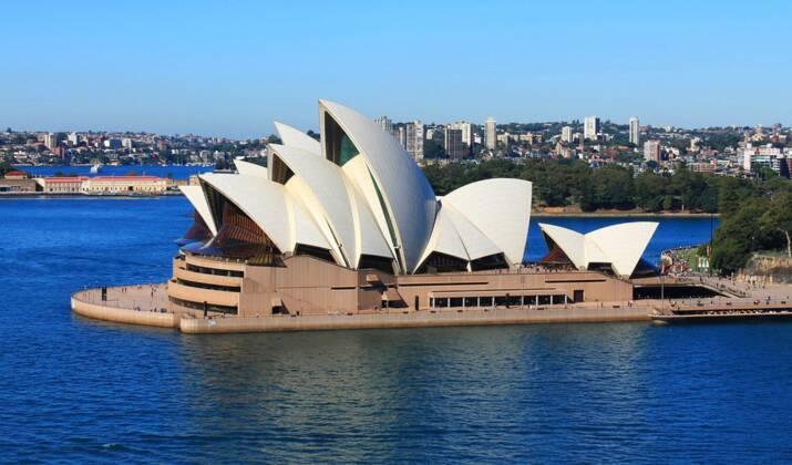 Début du festival annuel de Sydney