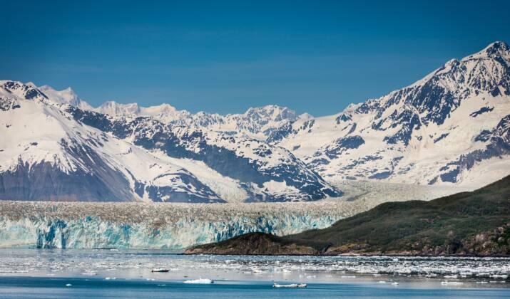 Les grondements sourds des glaciers en Alaska