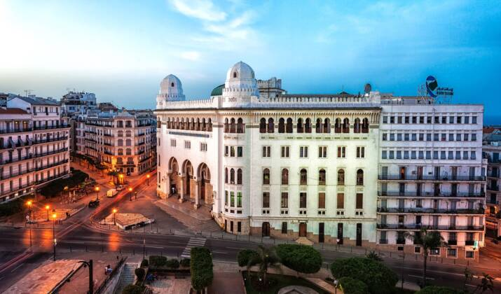 VIDÉO - La mosquée Ketchaoua d'Alger retrouve sa splendeur