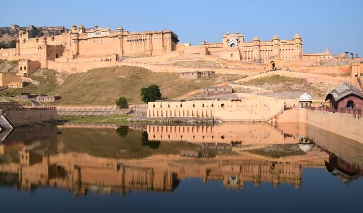 """Au Rajasthan, les dromadaires autrefois """"vaisseaux du désert"""" se reconvertissent"""