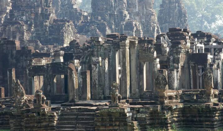 Les danseuses sacrées d'Angkor, au Cambodge