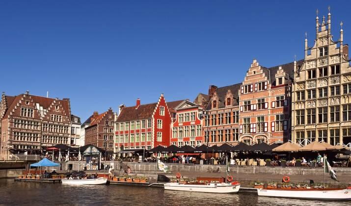 Quelles sont les plus belles villes de Belgique ?