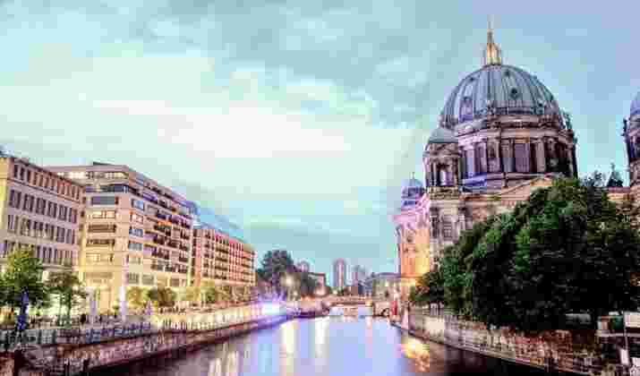 A Berlin, l'inquiétude face à une écrevisse ravageuse