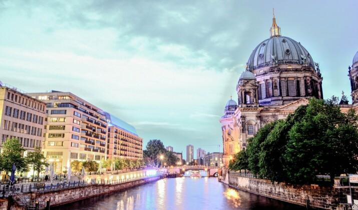 Les sangliers s'incrustent dans la capitale allemande