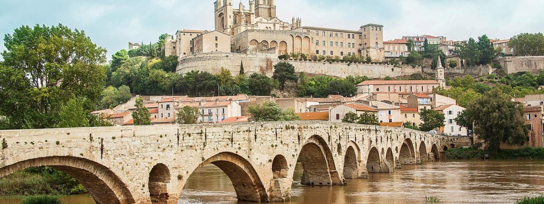 Languedoc Montpellier, Nîmes, Mende, Béziers