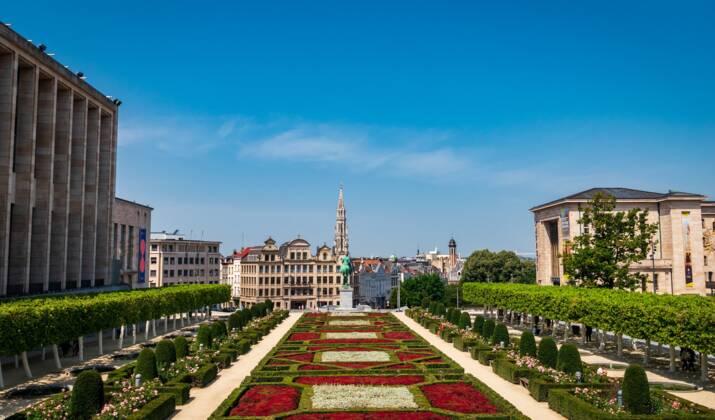 A Bruxelles, le Manneken-Pis ne gaspillera plus d'eau potable