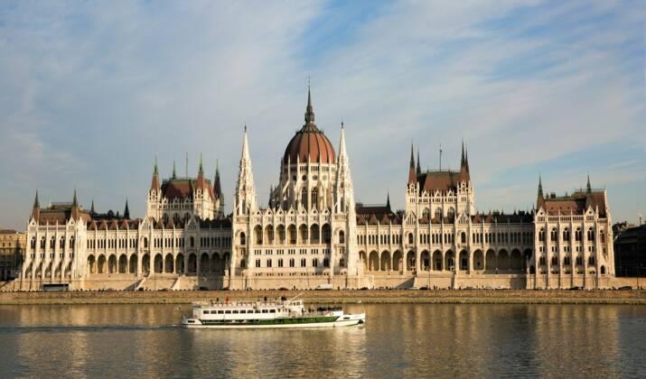 Budapest en majesté