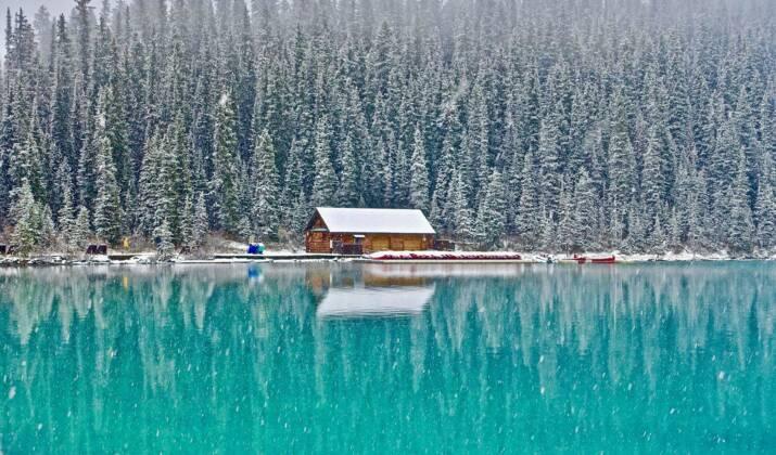 Entre Yukon et Alaska, il a fait 3200 km en canoë à travers le nord sauvage