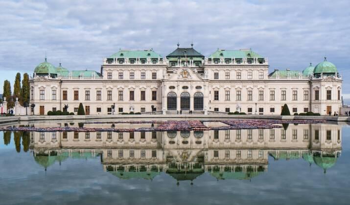 Histoire de la glace italienne:  des Dolomites à l'Autriche, une mode viennoise