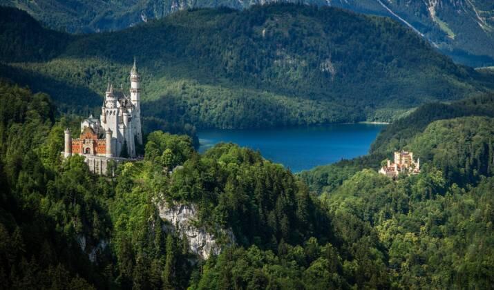 Mystérieuse disparition d'un pénis en bois dans les Alpes bavaroises