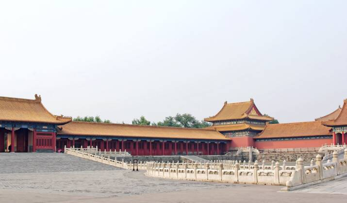 Pollution de l'air: à Pékin, le ciel bleu regagne du terrain