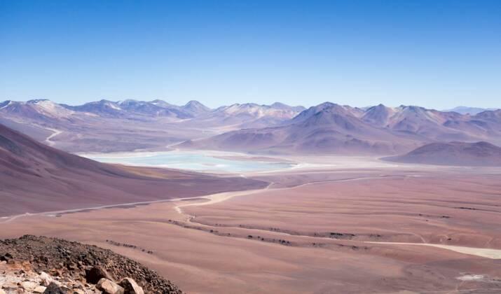 VIDÉO - Au Chili, plongez dans la plus grande piscine en plein air du monde